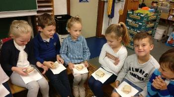 Voorbereiden EC Brood delen
